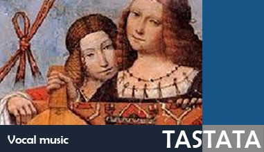 Tastata - Vocal music